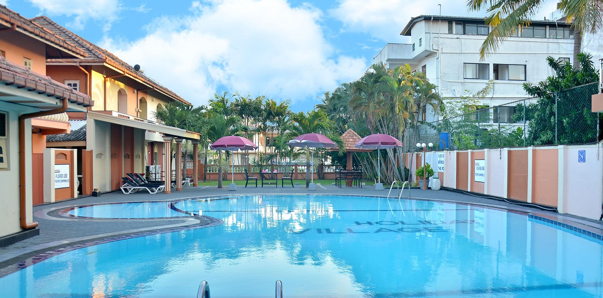 Paradise Holiday Village Negombo